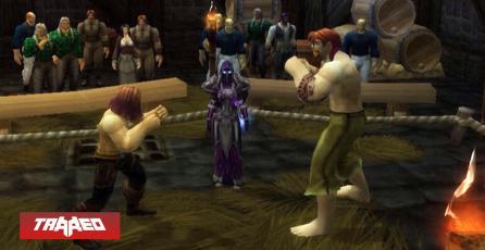 Así se vería World of Warcraft como un juego de peleas