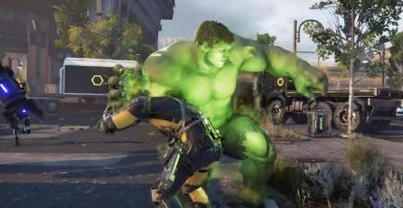 Una versión clásica de Hulk será jugable en <em>Marvel's Avengers</em>
