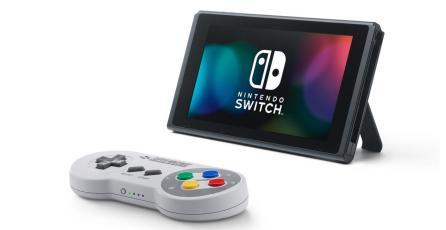 ¿Juegos para SNES llegarán de manera mensual a Switch?