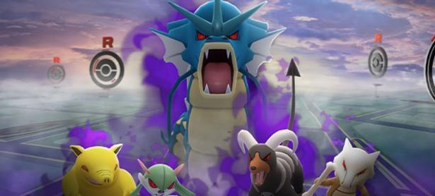 Todas estas criaturas oscuras están en camino a <em>Pokémon GO</em>