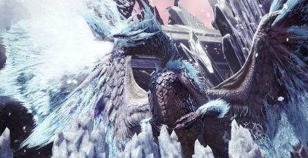 ¡<em>Monster Hunter World: Iceborne</em> ya está disponible en consolas!