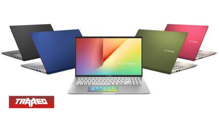 Desde Asus se anunció el lanzamiento de la nueva laptop VivoBook S15