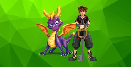 Ofertas de la semana:<em> Spyro</em> para Switch, control para Xbox One y <em>Kingdom Hearts III</em>