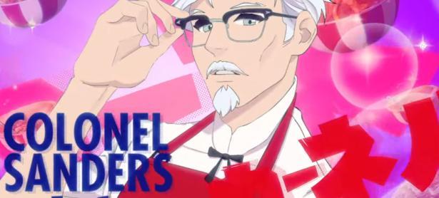 KFC anuncia simulador de citas protagonizado por el Coronel Sanders