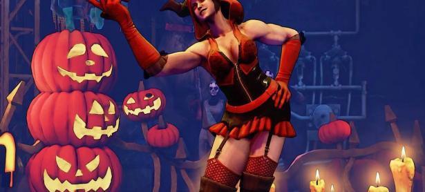 Habrá nuevo contenido de Halloween para <em>Street Fighter V</em>