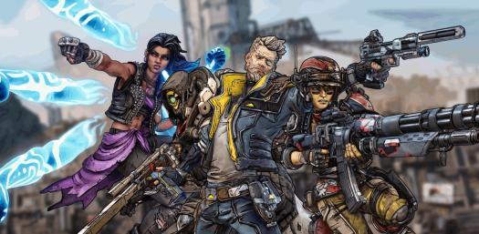Conoce a los irreverentes y geniales Vault Hunters de <em>Borderlands 3</em>