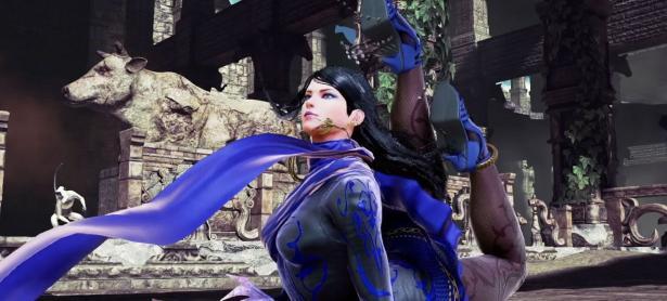 Así de espectacular luce el estilo de combate de Zafina en <em>TEKKEN 7</em>