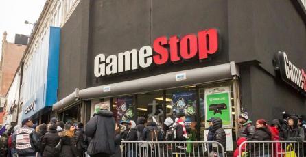 GameStop cerrará cientos de tiendas como parte de su nueva estrategia