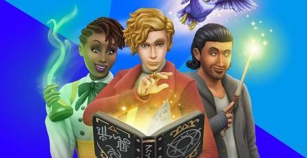 Podrás convertirte en hechicero en la nueva expansión de <em>The Sims 4</em>