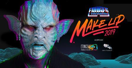 El festival chileno de cine ''FANGES'' lanza la segunda versión del ''Concurso de maquillaje fantástico''