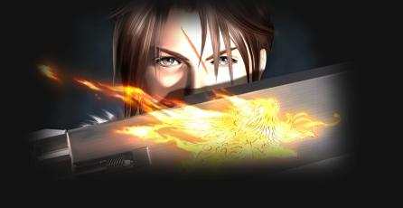 <em>Final Fantasy VIII Remastered</em>