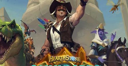 Tumbas del terror es la nueva modalidad para <em>Hearthstone</em>