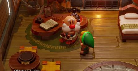 Prepárate para el estreno de<em> Zelda: Link's Awakening</em> con este video