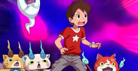 <em>Yo-kai Watch</em> se prepara para llegar a PlayStation 4