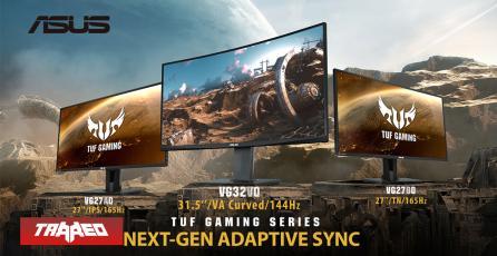 ASUS, en la feria tecnológica IFA, lanzó nuevas pantallas gaming