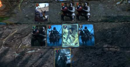 <em>GWENT</em>, el juego de cartas de <em>The Witcher</em>, llegará pronto a iPhone