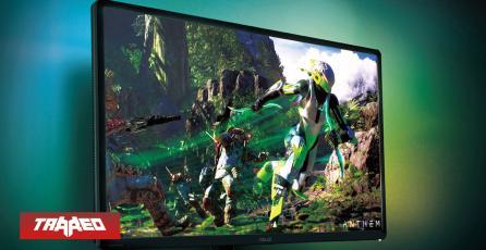 Ya está disponible un nuevo monitor gamer especializado para consolas