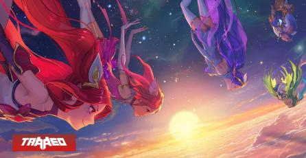 League of Legends expande universo de Star Guardians con nueva cinemática
