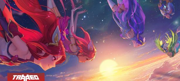 League of Legends expande universo de Star Guardians con nueva cinemática
