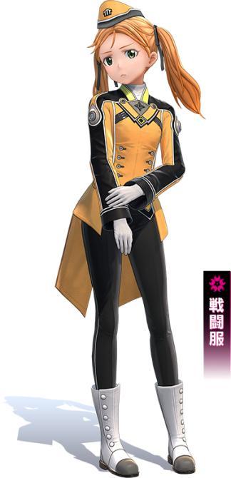 Éstas son las imágenes nuevas de <em>Project Sakura Wars</em>