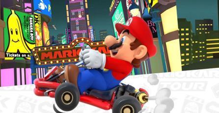 Trailer confirma una pista basada en Tokio para <em>Mario Kart Tour</em>