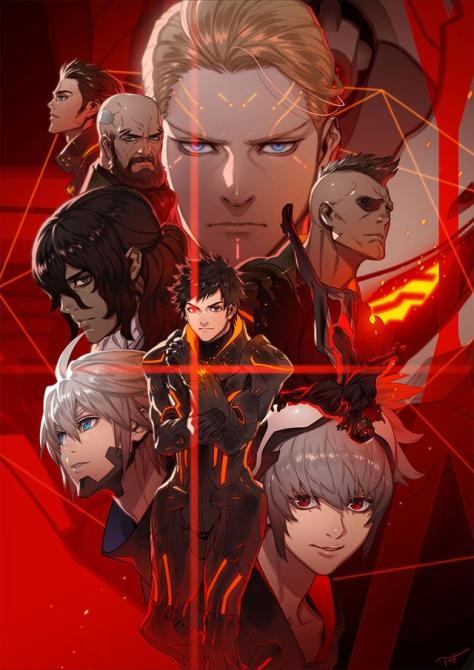 Artes de <em>Daemon X Machina</em>