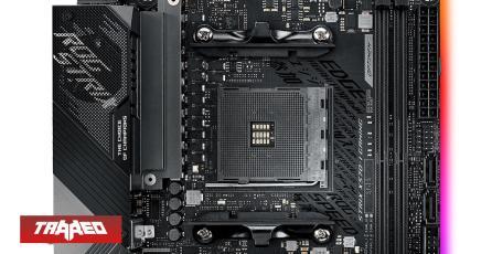 ASUS Republic of Gamers anunció hoy la salida de nuevas placas madre