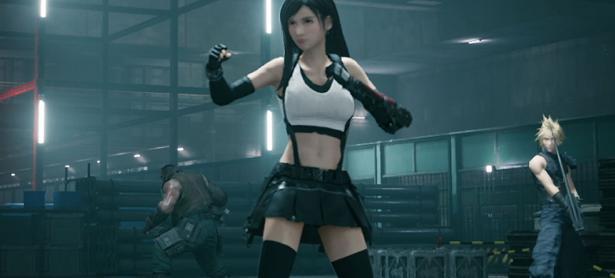 <em>Final Fantasy VII Remake</em> luce sorprendente en este avance