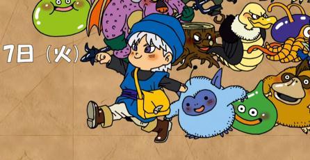 Una entrega de <em>Dragon Quest Monsters</em> está en camino a Switch