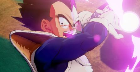 Vegeta protagoniza el nuevo gameplay de <em>Dragon Ball Z: Kakarot</em>