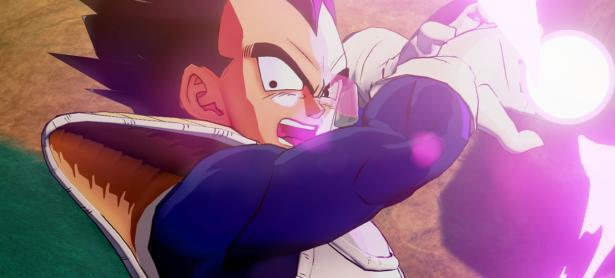 Vegeta protagoniza el nuevo gameplay de <em>Dragon Ball Z: Kakarot</em>