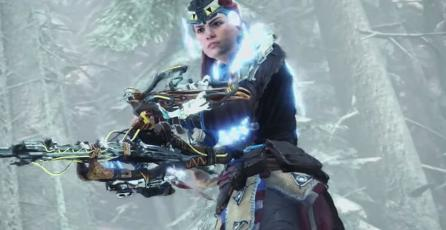 Habrá 3 misiones de <em>Horizon: Zero Dawn</em> en <em>Monster Hunter World: Iceborne</em>