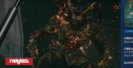 Final Fantasy VII Remake incluirá un modo de combate por turnos al estilo retro