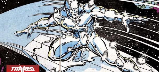 Marvel Studios podría estar trabajando en una película de Silver Surfer según rumor
