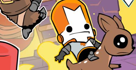 <em>Castle Crashers Remastered</em> para PlayStation 4 ya tiene fecha de lanzamiento