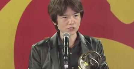 Sakurai: <em>Smash Bros.</em> para Switch fue la última misión que me dio Iwata