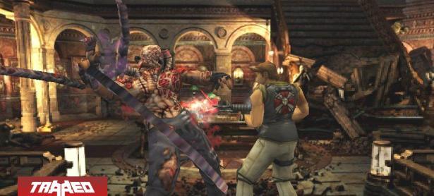 Teaser de Resident Evil 3 Remake habría aparecido en gameplay de Project REsistance
