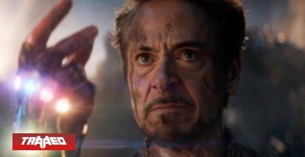 Robert Downey Jr. regresaría como Iron Man en la película de Black Widow