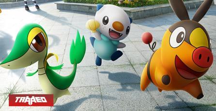 Quinta generación y Mewtwo se estrenan hoy a través de Pokémon GO!