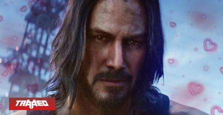 Keanu Reeves será imposible de enamorar en Cyberpunk 2077