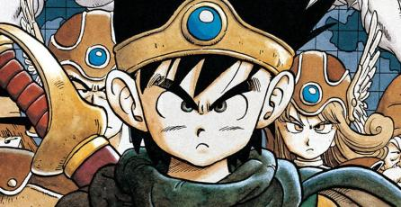 Los 3 primeros títulos de <em>Dragon Quest</em> para Switch llegarán a América