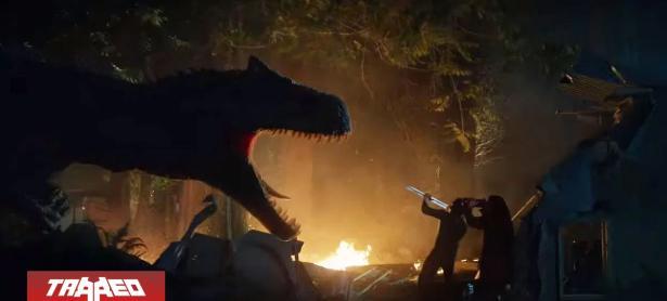 Nuevo corto precuela a Jurassic World plantea dinosaurios libres por el planeta