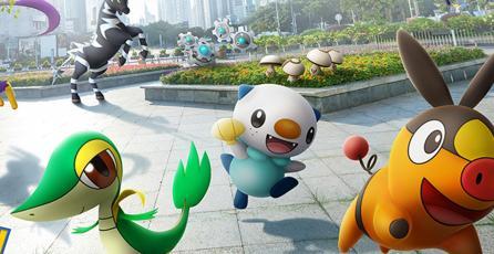 Criaturas de Unova llegan a <em>Pokémon GO</em>; checa todos los detalles