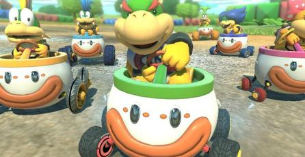 Anuncian torneo oficial de <em>Mario Kart 8</em> y mexicanos pueden participar desde casa
