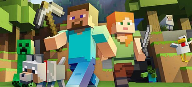 Mojang revela millonaria base de usuarios mensuales de <em>Minecraft</em>