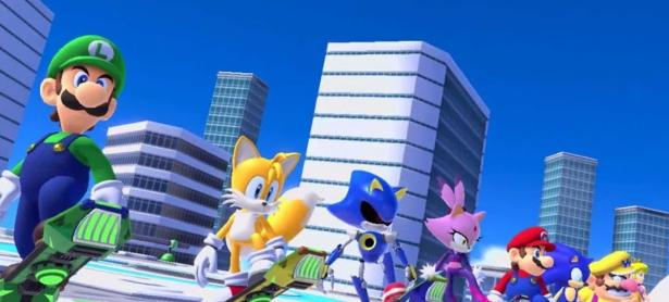 Conoce los eventos de ensueño de <em>Mario & Sonic at the Olympic Games Tokyo 2020</em>
