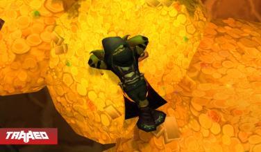 Oro de World of Warcraft ahora está más fuerte que el dólar estadounidense