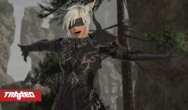 Crossover de Nier Automata en Final Fantasy 14 llegará en octubre