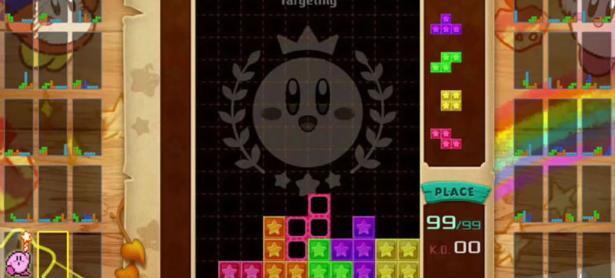 Kirby protagonizará el nuevo evento de <em>Tetris 99</em>