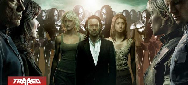 NBCUniversal anuncia un reboot de Battlestar Galactica